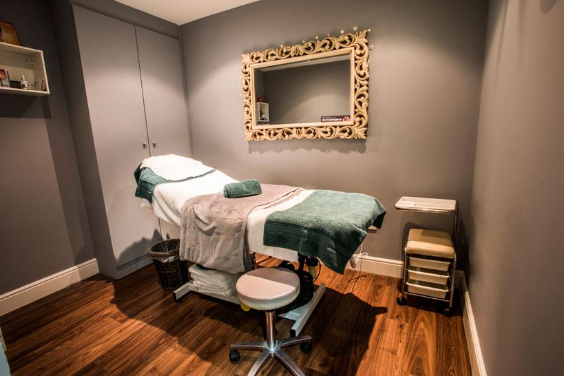 Total Haircare Beauty Room